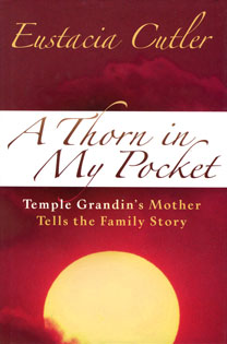 an analysis of temple grandins memoir taking in pictures my life with autism Temple grandin is a prominent advocate for the autistic community, an animal  expert  advising them on ways of improving the quality of life of their cattle  in  her writing, particularly her memoir thinking in pictures, grandin.